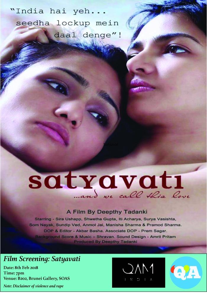 SatyavatiPoster