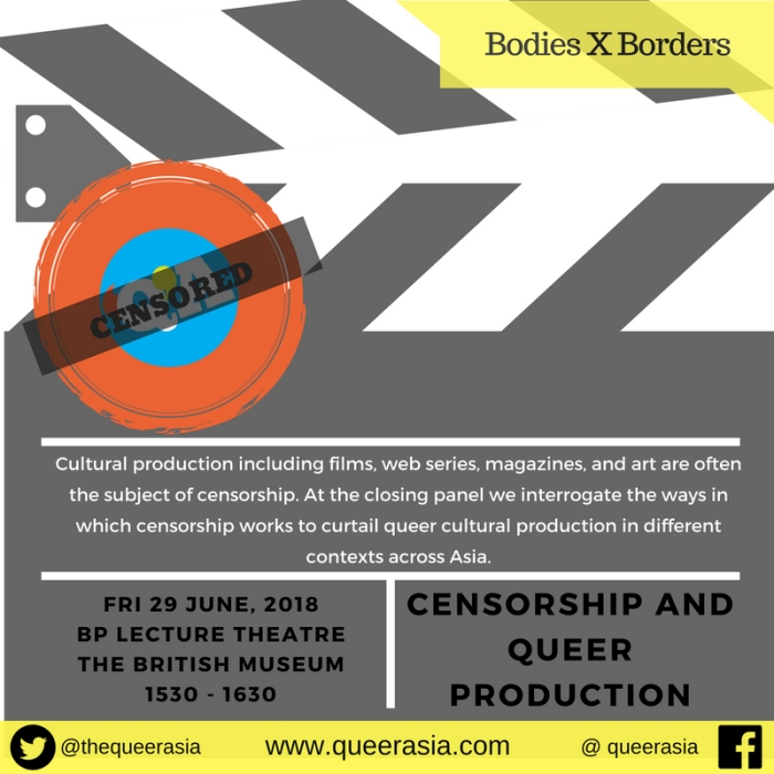34 FF - Censorship and Queer Production