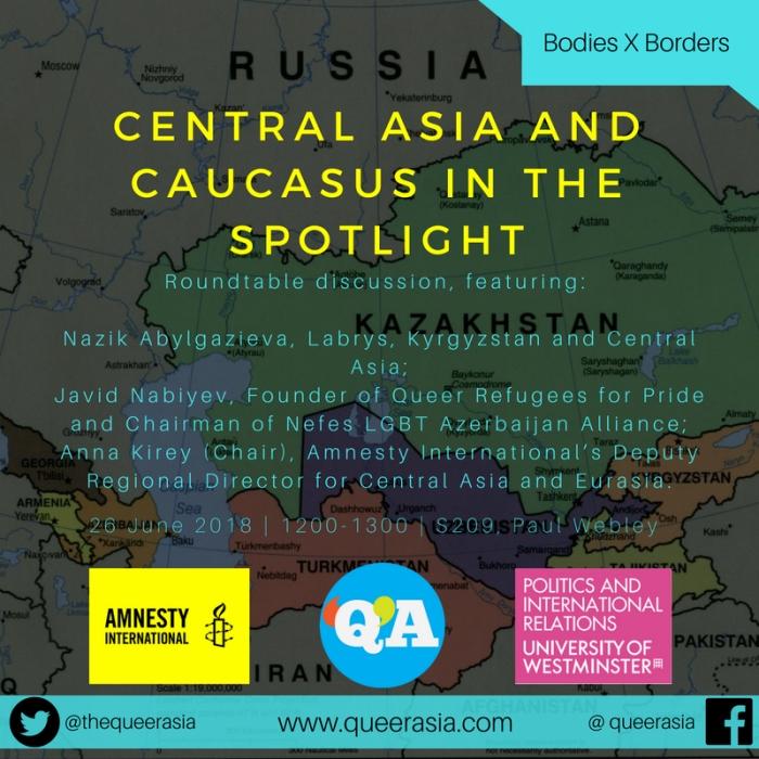 5 - CentralAsia Caucasus