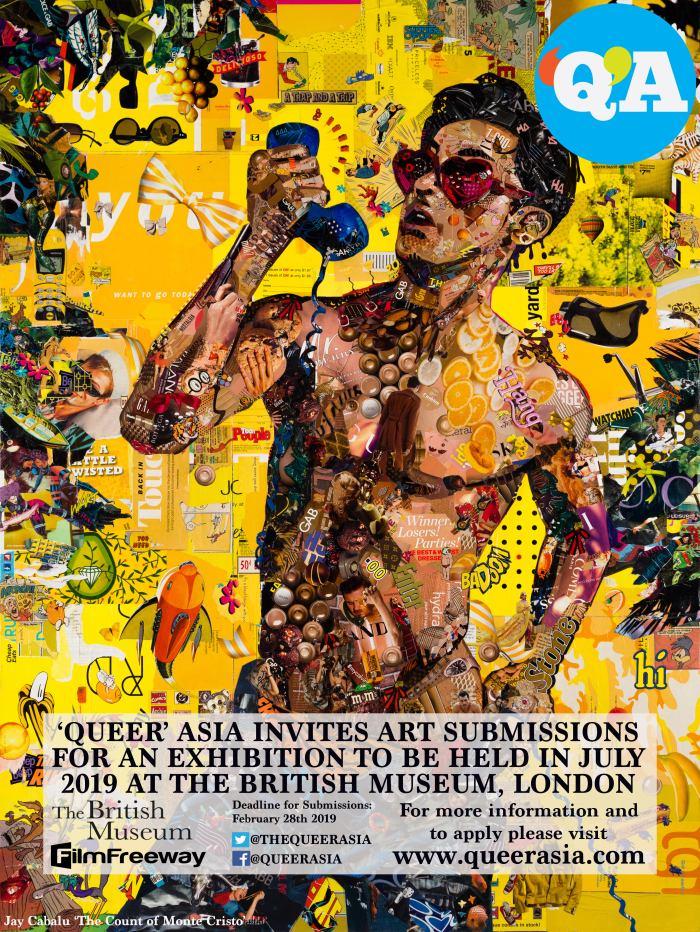 QA Redone Poster