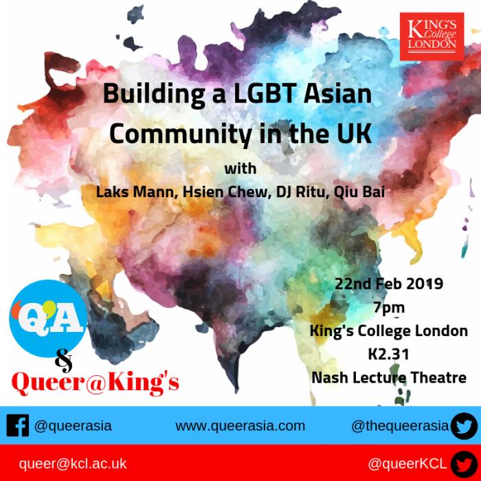 Building a LGBT community